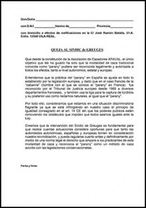 Microsoft Word - QUEJA PARANY.doc