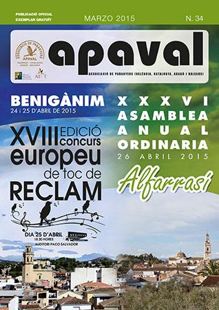 APAVAL - Associació de paranyers de València, Catalunya, Arag