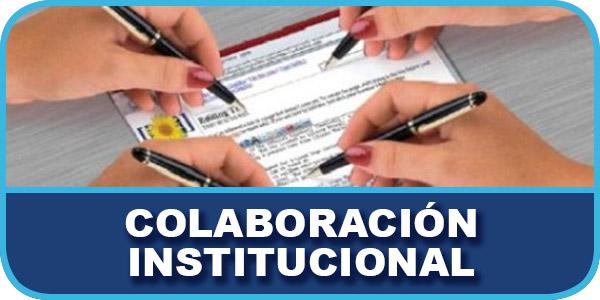 COLABORACIÓN INSTITUCIONAL